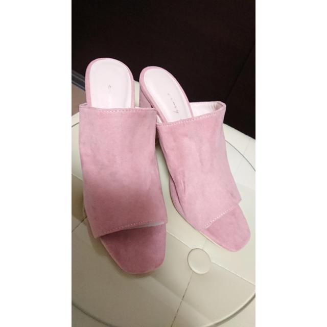 eimy istoire(エイミーイストワール)のエイミーイストワール レディースの靴/シューズ(サンダル)の商品写真