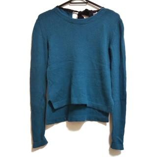 ミュウミュウ(miumiu)のミュウミュウ 長袖セーター サイズ36 S(ニット/セーター)