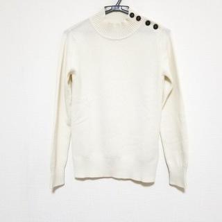 エルメス(Hermes)のエルメス 長袖セーター サイズ38 M美品 (ニット/セーター)
