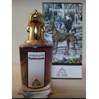 ペンハリガン(Penhaligon's)の<新品未使用>Penhaligon's [Duke] 高級香水ペンハリガン(ユニセックス)