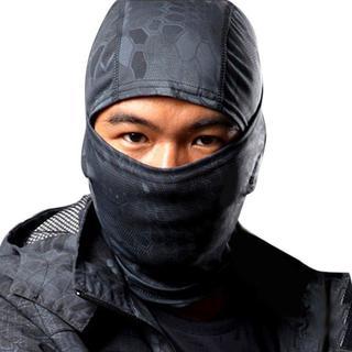 タクティカルマスク 目出し帽 フルフェイスマスク(戦闘服)