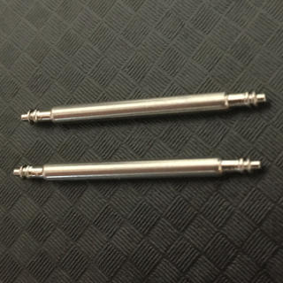 ROLEX - ★高品質★バネ棒2本組★20mm★新品未使用品。