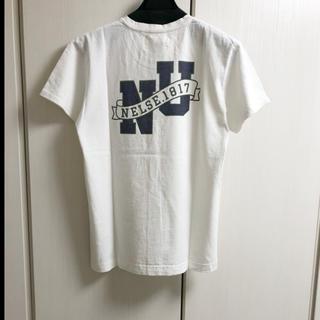 アングリッド(Ungrid)の新品 バックロゴルーズTee(Tシャツ(半袖/袖なし))