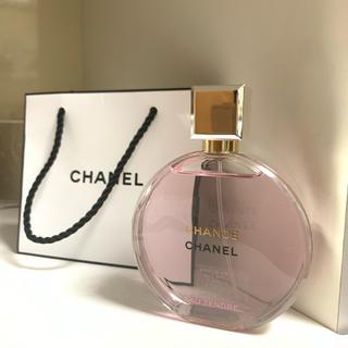 CHANEL - 大容量100ミリ♡シャネルチャンス♡オータンドゥル♡オードパルファン♡香水