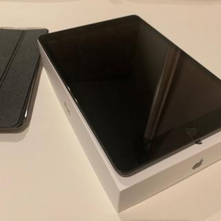 アイパッド(iPad)の新品同様 付属品多 無印iPad 7世代 Wi-Fi 128gb(タブレット)