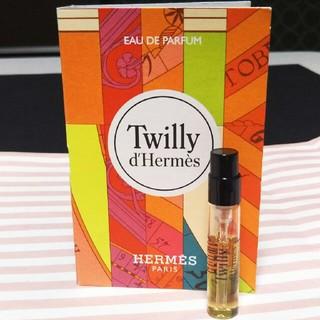 エルメス(Hermes)の【エルメス】Twilly 香水サンプル(香水(女性用))