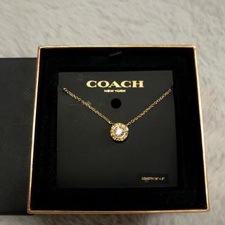 コーチ(COACH)のcoachネックレス(ネックレス)