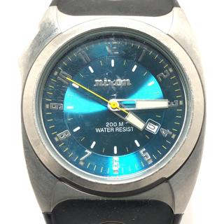 ニクソン(NIXON)のニクソン 腕時計 THE KEY メンズ ブルー(その他)