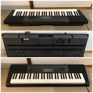 カシオ(CASIO)のCASIO カシオ 電子キーボード 61標準鍵 ベーシック CTK-2200(電子ピアノ)