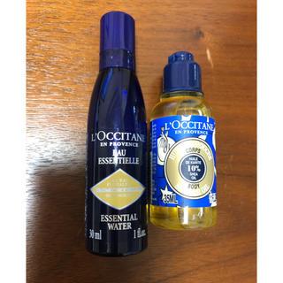 L'OCCITANE - 【新品未使用】ロクシタン 化粧水&シャワーオイル