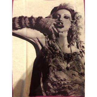 ヒステリックグラマー(HYSTERIC GLAMOUR)のヒステリックグラマー コートニーラブ Tシャツ S(Tシャツ/カットソー(半袖/袖なし))