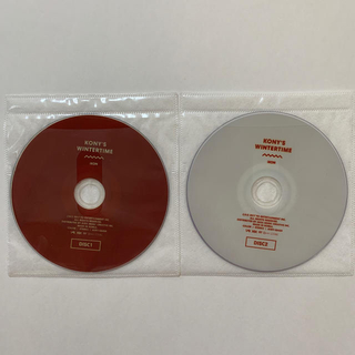 アイコン(iKON)のiKON KONY'S WINTERTIME DVD(K-POP/アジア)