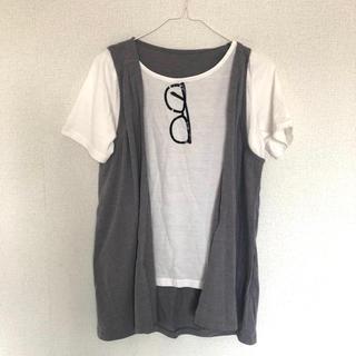 フェリシモ(FELISSIMO)の Tシャツ(Tシャツ(半袖/袖なし))