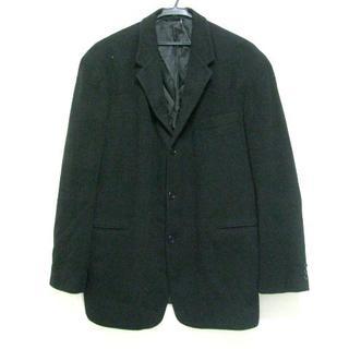 バーニーズニューヨーク(BARNEYS NEW YORK)のバーニーズ コート サイズ54 メンズ 黒(その他)