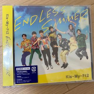 キスマイフットツー(Kis-My-Ft2)の値下げ!Kis-My-Ft2 ENDLESS SUMMER 初回B(ポップス/ロック(邦楽))