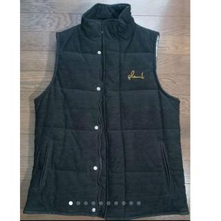 グラム(glamb)の未使用 glamb ダウンベスト Jority down vest(ダウンベスト)