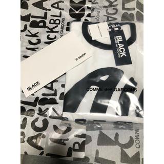 ブラックコムデギャルソン(BLACK COMME des GARCONS)のNIKE × COMME des GARÇONS リンガーTシャツ(Tシャツ/カットソー(半袖/袖なし))