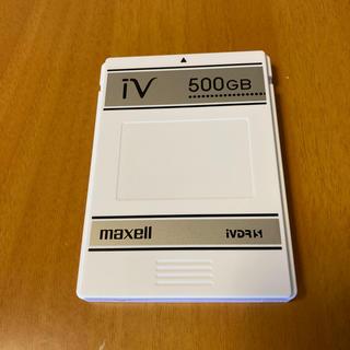 maxell - マクセル iVDR-S  500GB