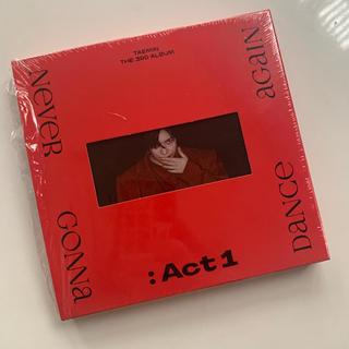 シャイニー(SHINee)のテミン  ソロアルバム Never Gonna Dance Again ACT1(K-POP/アジア)
