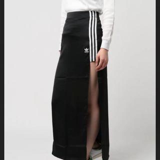 アディダス(adidas)のadidas FSH L SKIRT アディダス スカート M サイズ(ロングスカート)
