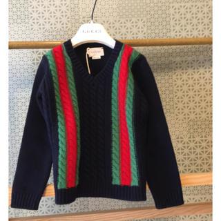 グッチ(Gucci)のGUCCI チルドレン セーター 最終価格(ニット)