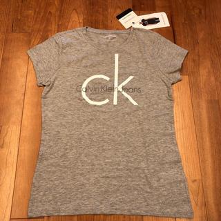 Calvin Klein - 【新品未使用】カルバンクライン ジーンズ Tシャツ US レディースM