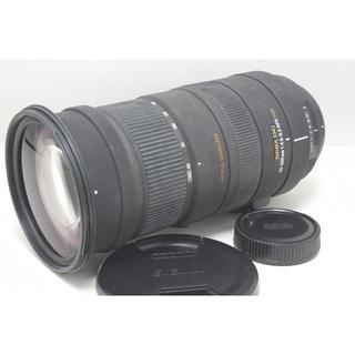シグマ(SIGMA)のシグマ APO 50-500mm F4.5-6.3 DG OS HSM ニコン(レンズ(ズーム))