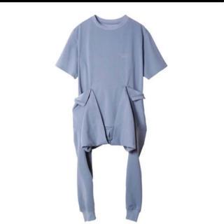 ルシェルブルー(LE CIEL BLEU)の【IRENE】Waist Cloth Tee(Tシャツ/カットソー(半袖/袖なし))