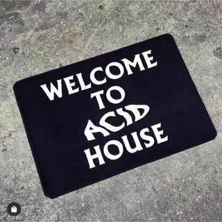 シュプリーム(Supreme)のThe internatiiional ACID HOUSE ドアマット(ラグ)