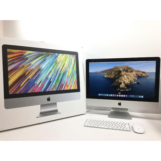 Apple - iMac 2019 4K MRT32J/A 21.5インチ