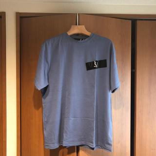 ラフシモンズ(RAF SIMONS)のRAF SIMONS x FRED PERRY T shirt  18ss(Tシャツ/カットソー(半袖/袖なし))