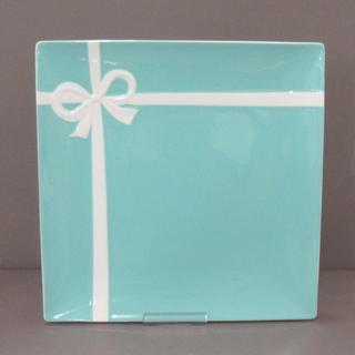 ティファニー(Tiffany & Co.)のティファニー プレート新品同様  陶器(食器)