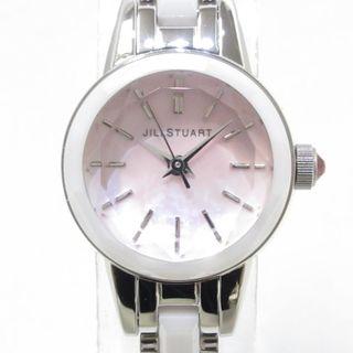 ジルスチュアート(JILLSTUART)のジルスチュアート 腕時計美品  - VC01-0180(腕時計)