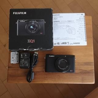 フジフイルム(富士フイルム)の富士フィルム XQ1 (コンパクトデジタルカメラ)