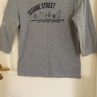 セサミストリート(SESAME STREET)のTシャツ  七分たけ(シャツ/ブラウス(長袖/七分))