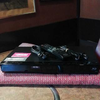 シャープ(SHARP)のSHARP AQUOS BD-S520 12倍録 500GB リモ等付きセット!(ブルーレイレコーダー)