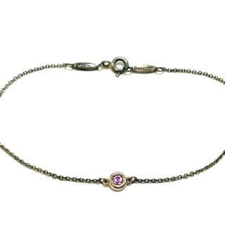 ティファニー(Tiffany & Co.)のティファニー ブレスレット ライトピンク(ブレスレット/バングル)