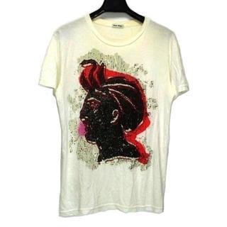 ミュウミュウ(miumiu)のミュウミュウ 半袖Tシャツ サイズS 2009年(Tシャツ(半袖/袖なし))