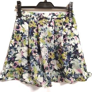 リランドチュール(Rirandture)のリランドチュール スカート サイズ1 S 花柄(その他)
