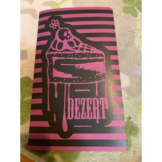 DEZERT チェキホルダー チェキ 千秋(V-ROCK/ヴィジュアル系)