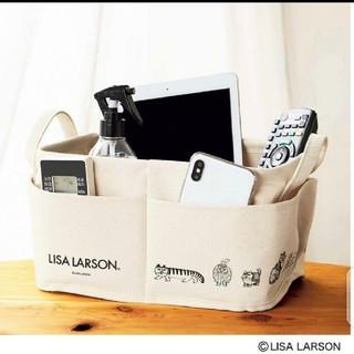 リサラーソン(Lisa Larson)の雑誌付録 リサラーソン 収納ボックス(小物入れ)