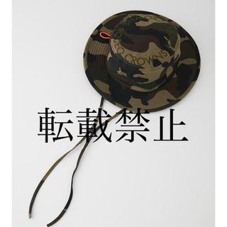 ロデオクラウンズワイドボウル(RODEO CROWNS WIDE BOWL)のRCWB✰Jungle hat(迷彩)(ハット)