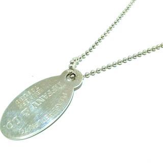 ティファニー(Tiffany & Co.)のティファニー ネックレス リターントゥ(ネックレス)