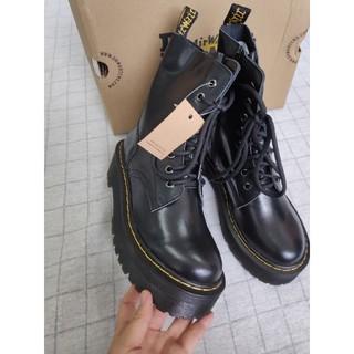 Dr.Martens - UK5 厚底 8ホール ブーツ Dr. Martens ドクターマーチン本革