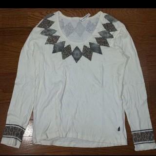 グラム(glamb)のglamb カットソー 長袖 定価約13000~15000円(Tシャツ/カットソー(七分/長袖))