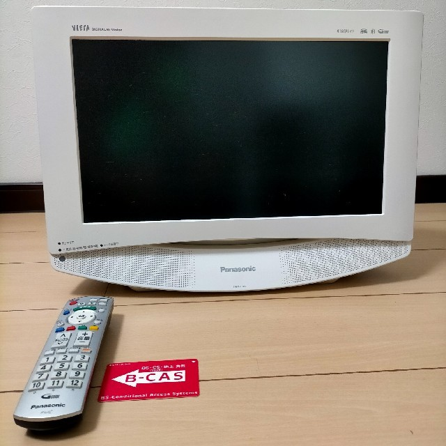 Panasonic(パナソニック)のパナソニックテレビ スマホ/家電/カメラのテレビ/映像機器(テレビ)の商品写真