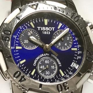 ティソ(TISSOT)のティソ 腕時計 - T362/462 メンズ ネイビー(その他)