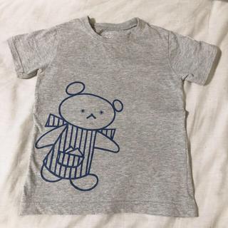 こどもビームス - こぐまちゃん Tシャツ 100cm こぐまちゃんのホットケーキ