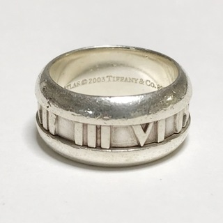 ティファニー(Tiffany & Co.)のティファニー リング アトラスワイド(リング(指輪))