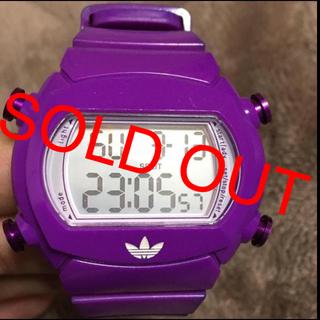 アディダス(adidas)のアディダス 腕時計 再出品!(腕時計(デジタル))